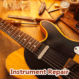 Musical Instrument Repair
