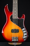 Fender Deluxe Dimension Bass IV, Rosewood Fingerboard, Aged Cherry Burst Bass Guite\ar 0142600331