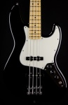 Fender Standard Jazz Bass Guitar, Maple Fingerboard, Black 0146202506