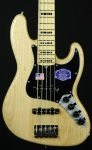 Fender American Deluxe Jazz Bass V (Five String) Ash, Maple Fingerboard, Bass Guitar 0194692721