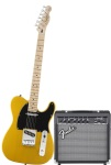 Squier Stop Dreaming, Start Playing! Set: Affinity Series  Tele with Fender Frontman 15G Amp, But 0