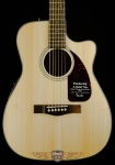 Fender CF-140SCE, Rosewood Fingerboard, Acoustic Electric Guitar 0961461021