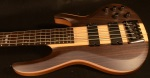 ESP LTD B5E Neck Thru Electric Bass Guitar