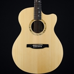 Used Washburn WD10SCE Acoustic Electric, Black UAG4