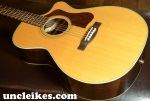 Guild F30RCE Standard Acoustic - Electric Guitar w/ Case