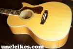 Guild F47MC Maple / Spruce Acoustic-Electric Guitar