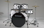 Ludwig Accent Complete Drum Kit w/ Cymbals LC175