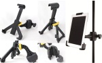 Hercules HA300 Ipad or Tablet Holder Mic Stand