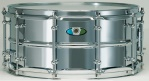"Ludwig 5.5"" x 14"" Superlite Steel Snare Drum with Ludwig Carry Case LW5514SL"