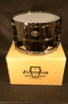 "Ludwig 14"" x  8"" Black Magic Snare Drum LW0814"