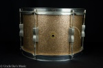 "1966 Vintage Ludwig Club Date 13"" Red Sparkle UTOM25"