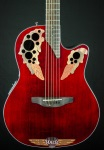 Ovation CE44 Elite Mid-Depth Acoustic/Electric Guitars