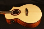 Ibanez  Exotic Wood Movingui Acoustic Electric AEW23MVNT