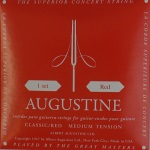 AUGUSTINE Classical Red  Medium Tension A77