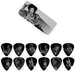 Dunlop Jimi Hendrix Collector Signature Picks JHPT05H