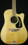 Takamine P1DC Pro Series Dreadnought Acoustic-Electric w/ case