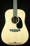 Martin DRSGT Road Series All Solid Wood Drednought w/ Case & USB Pickup