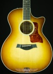 2014 Taylor 514CE-FLTD Fall Limited Acoustic Electric Guitar