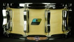 "Ludwig Classic Maple 14"" x 6.5"" Natural Maple Snare Drum USA LS403XXON"