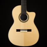 Cordoba 14 Maple Crossover Cassical Guitar, 14 Fret, Maple Back & Sides, Gig Bag 14MAPLE