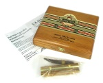 C.B. Gitty Kits Complete Cigar Box Bo Kalimba Kit 36-003-01