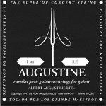 "Augustine Low Tension ""Black"" Label string set A62"