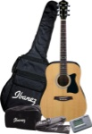 Ibanez Acoustic Jam Pack Set IJV50