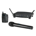 Audio Technica System 10 Wireless Pack System for Headset, Lapel, Guitar ATW1101
