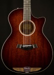 New 2016 Taylor 524CE Acoustic Guitar, ES2 System, Hardcase