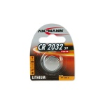 Ansmann CR2032 Replacement Batteries 5020122