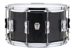 Ludwig 8x14 Black Flame Snare Drum LKS784XXBF