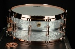 "Ludwig Limited Edition 6.5"" x 14"" Alex Van Halen Signature Supraphonic Snare Drum LM402AVH"