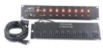 Mbt 8 CHANNEL LIGHT CONTROLLER RSP800