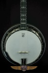Deering Sierra Banjo 5 String Made in the USA with Case