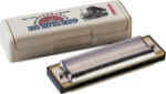 Hohner Big River Harmonica 590