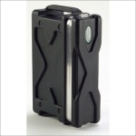 SKB shallow Rack Case available in 2,3 or 4 space SKBXRACK