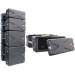 SKB Roto Rack Cases - avaialable from 4 to 12 space SKBR
