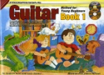 Guitar Method for the young begin. w/CD +DVD