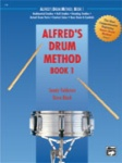 Alfred's Drum Method Book One