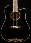 Washburn WD10SCE Solid Top Acoustic-Electric