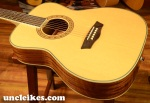Washburn WF10S Solid Top Folk Size Acoustic