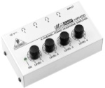 Behringer HA400 4 channel headphone Amp