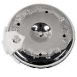 bECKER Chromatic pitch pipe C-C BCPP-C