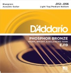 D'Addario EJ19 Bluegrass Set .012-.056
