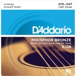 D'andrea D'addario 12 String Light (10-47) EJ38