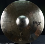 "Sabian 20"" HHX EVOLUTION RIDE BR Summer NAMM Demo 12012XEB"