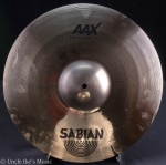 "Sabian 16"" AAX XPLOSION CRASH BR Summer NAMM Demo 21687XB"