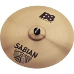"Sabian B8 18"" Crash/Ride B818CR"