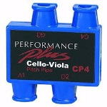 Performance + Cello/Viola/Tenor Banjo Pitch Pipe CP4