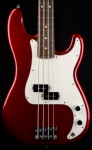 Fender Standard Precision Bass, Rosewood Fingerboard, Candy Apple Red, 0146100509